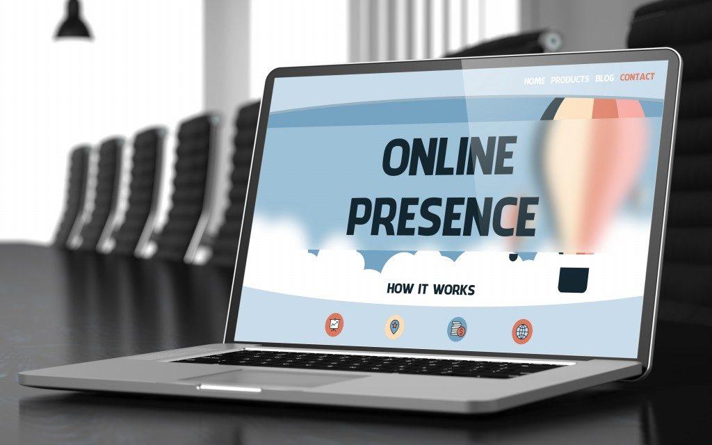Online presence tutorial