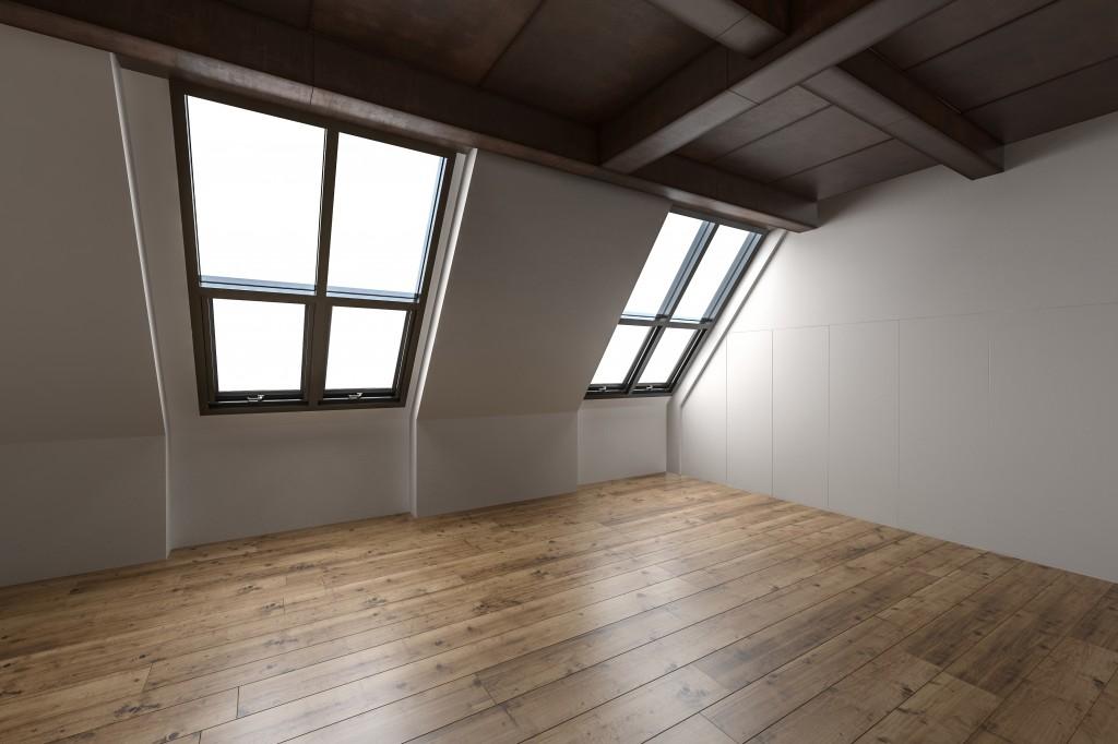 house attic