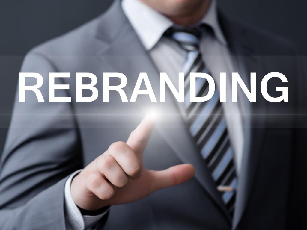 rebranding concept