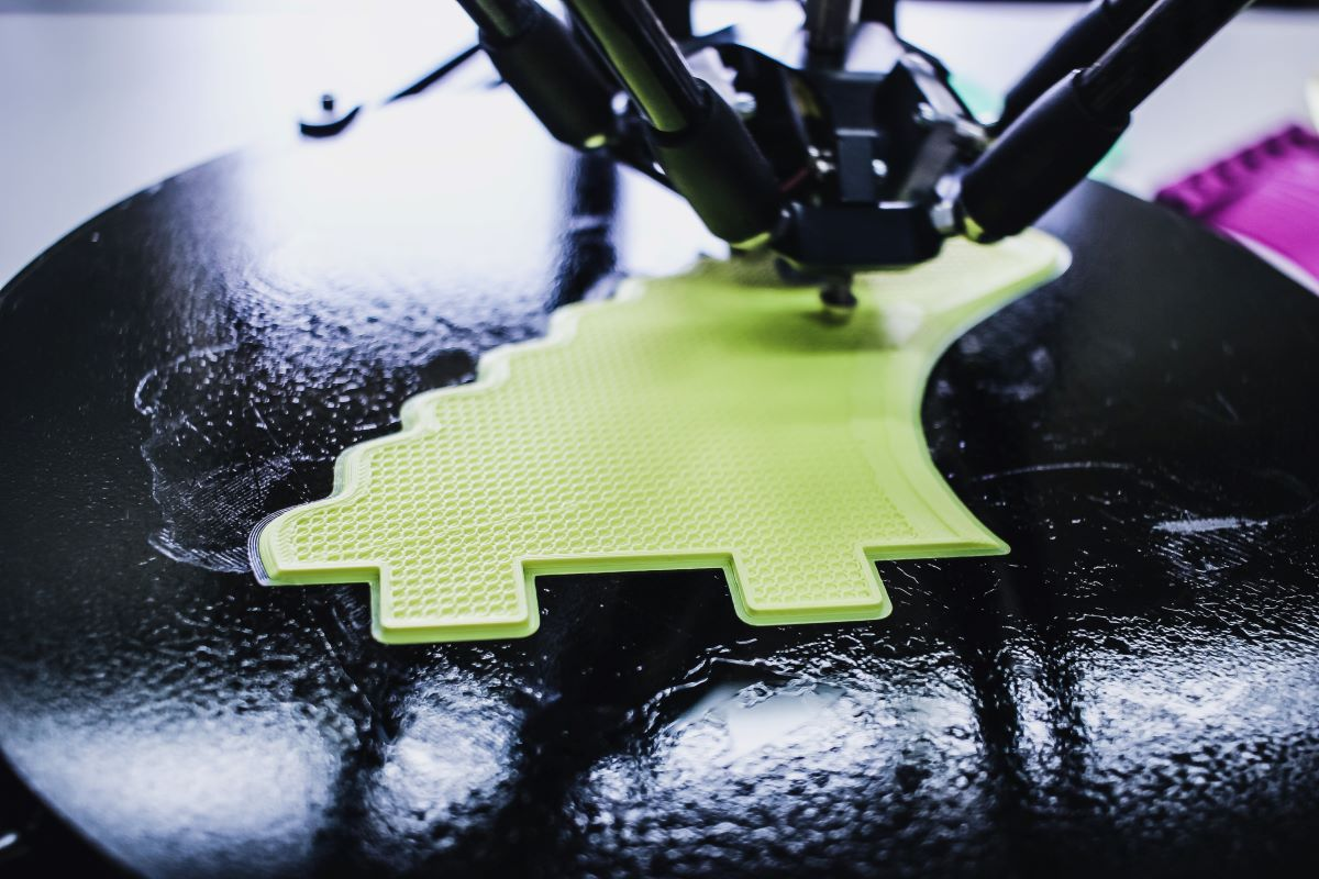 3d printing of a product