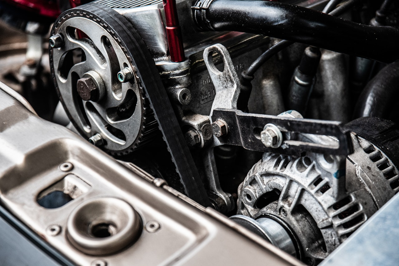 engine equipment and parts